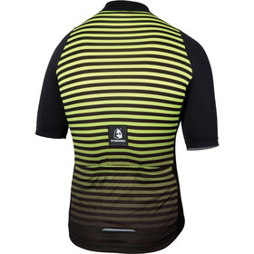 Etxeondo Maillot M/C Geo Bike Jersey Shortsleeve Men yellow/black
